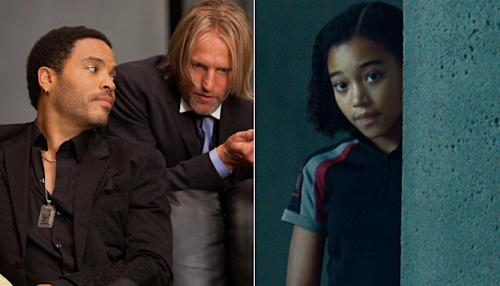 Race controversy over 'The Hunger Games'
