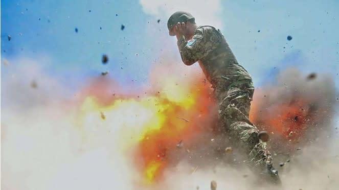 VIVA Militer: Detik-detik Kecelakaan Mortir yang Tertangkap Kamera