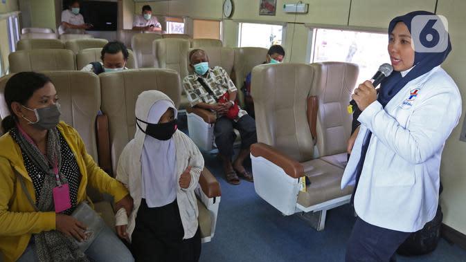 Ini Respons Dishub DKI Terkait Antisipasi Covid-19 di KRL Jakarta-Depok