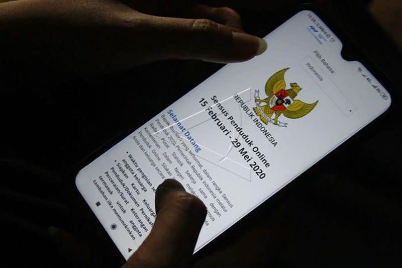 Sebanyak 32,79 persen warga Kota Malang ikuti Sensus Online