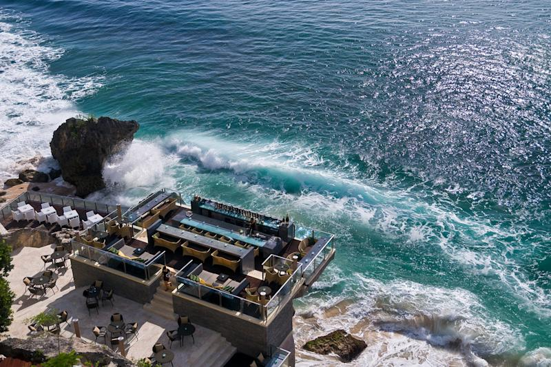 Bali's five best beach bars