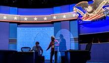 美副總統辯論用壓克力板防疫 專家稱效果有限