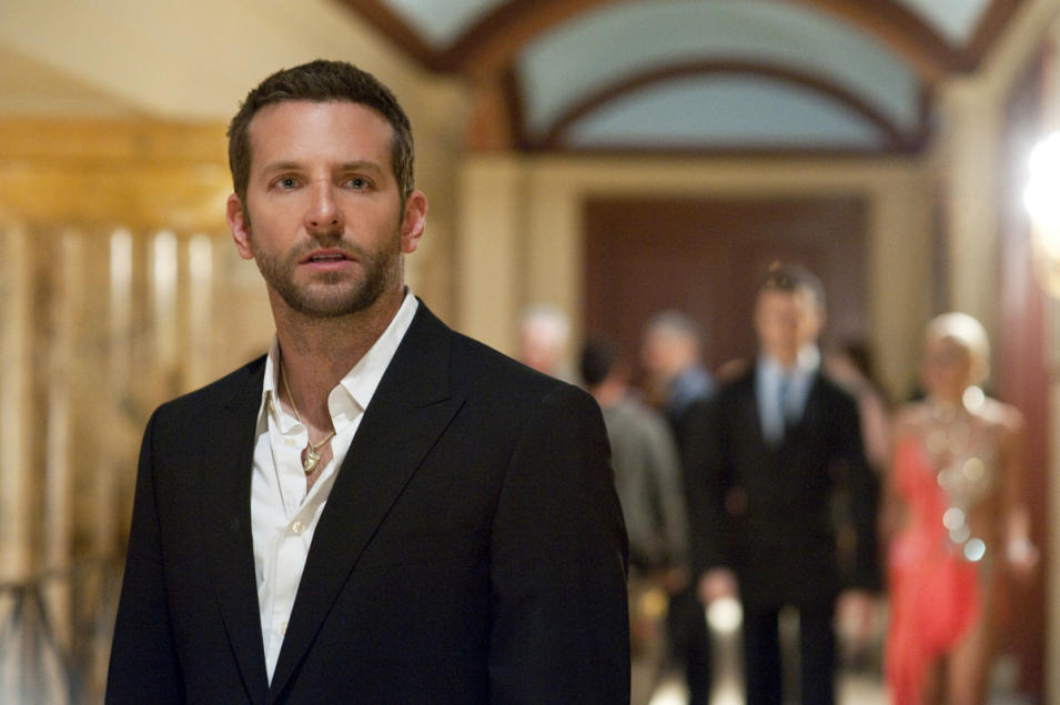 "Bradley Cooper, ""Silver Linings Playbook"""