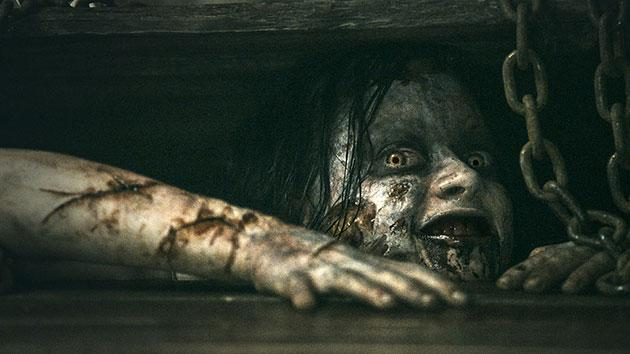 Interview: Sam Raimi Re-conjures the 'Evil Dead'