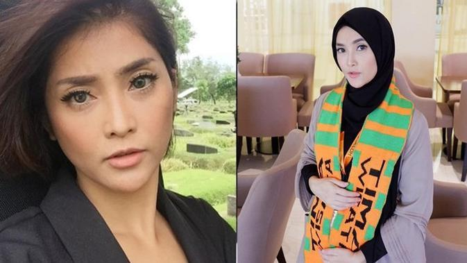 Beda Penampilan 5 Pemeran Cinta Suci Dulu Vs Saat Berhijab, Cantik Memesona (sumber: Instagram.com/eva_anindita_zachrie)