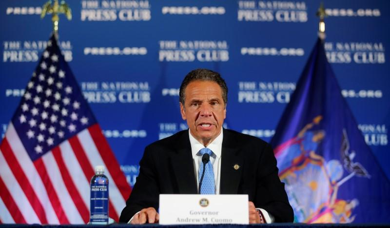 'Here in New York we actually read the bible', says Cuomo in jab at Trump