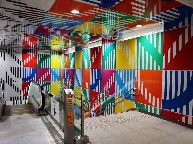 板橋站到新北產業園區站