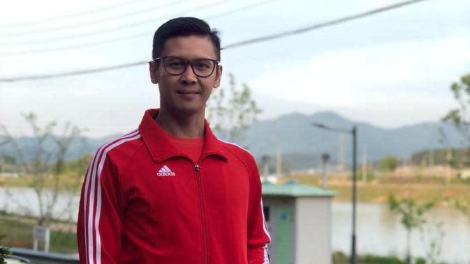 Mantan pelatih Timnas Tae Kwon Do Indonesia, Taufik Krisna. (Dok. Pribadi)