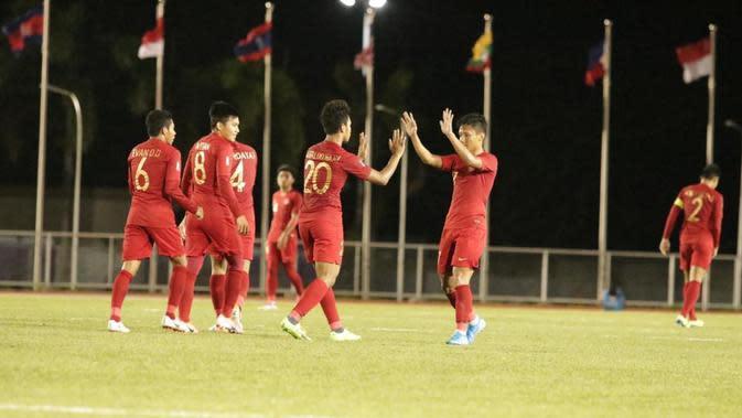 Timnas Indonesia U-22 Fokus Pemulihan Jelang Partai Krusial Kontra Laos