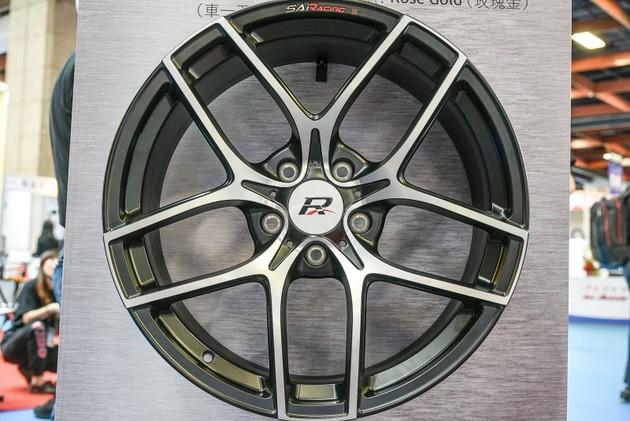 染指保時捷!?巧新科技輪圈「SAiRacing」推出Porsche專用高端輕量化Skylite鍛造鎂鋁合金輪圈