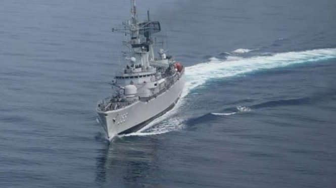 Komandan Dua Kapal Perang Rudal TNI Dimutasi