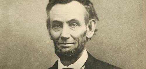 Abraham Lincoln's surprising strength