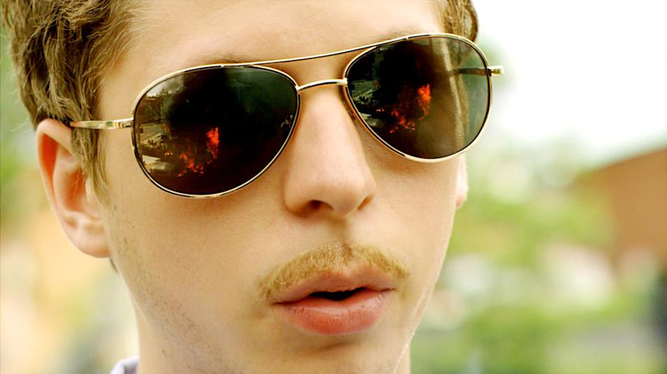 Mustache Gallery Michael Cera Youth in Revolt
