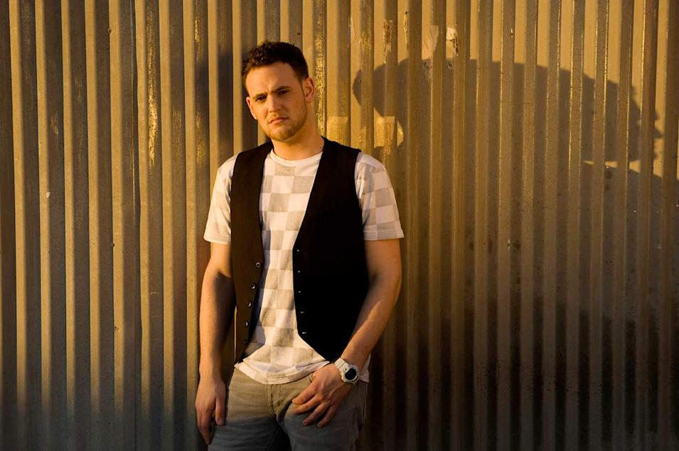 Matt Giraud, 23, from Ypsilanti, MI is one of the top 36 contestants on Season 8 of American Idol.