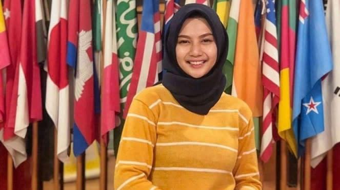 VIVA Militer: Prajurit Cantik Kemanusiaan PBB, Hikma Nur Syafa