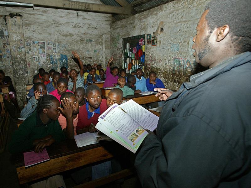 沒有衛生棉 10%非洲少女只能輟學