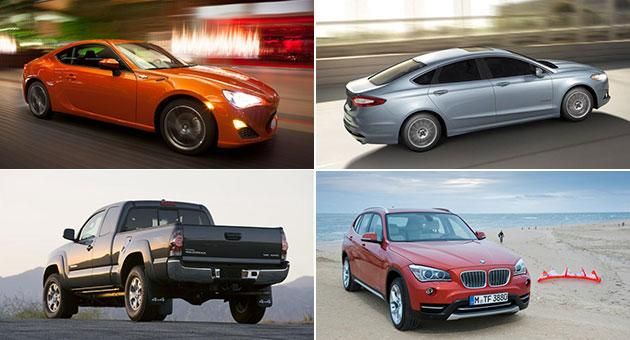 2013 Best Cars for the Money