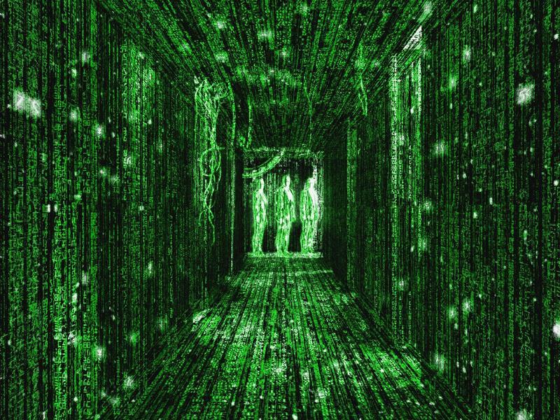 經典的綠色程式碼竟然是?
