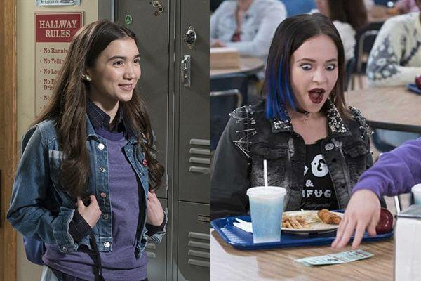 <p>Fans were noooot happy when Jackie Geary, aka Adam Goldberg's love interest, was recast on <em>The Goldbergs</em>. Originally played by Rowan Blanchard, the role was taken over by Alexis G. Zall at the start of season 6. Rumors swirled that the recast was the decision of the producers, but Rowan is the one that passed on the season. So, there.</p>