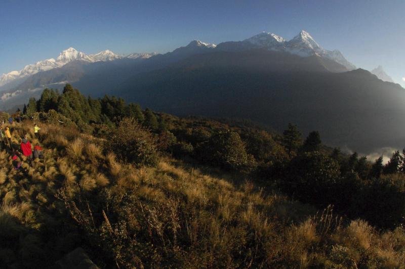 Nepal Missing Trekkers