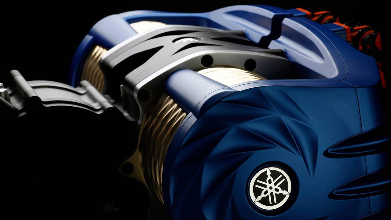 音叉黑科技真的很可以!2020 Yamaha全新電動馬達再解析!