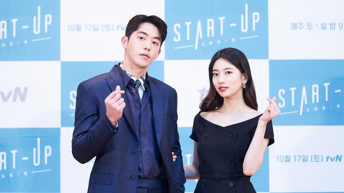 Nam Joo Hyuk dan Bae Suzy bintangi Serial Drama Korea