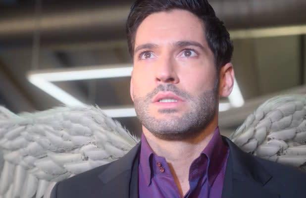 'Lucifer': Tom Ellis Talks 'Evil' Twin Michael's Dark Plan, Lucifer's God/Daddy Issues