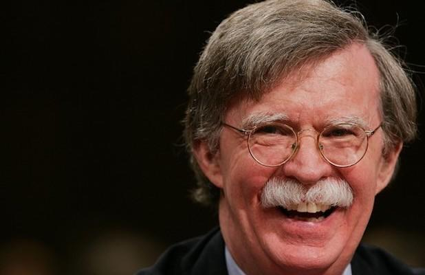 John Bolton Back on Twitter, Accuses White House of 'Unfairly' Suppressing His Account