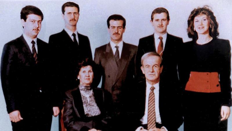 Keluarga Assad