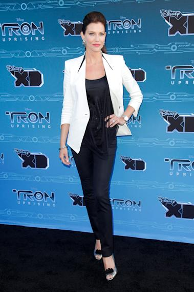 "Disney XD's ""TRON: Uprising"" Press Event - Tricia Helfer"