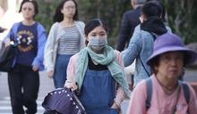 霜降北台灣多處氣溫不到17度 創入秋以來新低溫