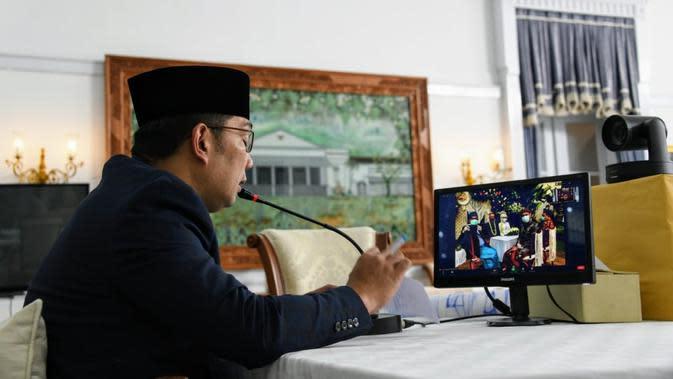 Sanggah Hapus PSBB, Ridwan Kamil Justru Bakal Berlakukan PSB Mikro di Kawasan Zona Merah dan Hitam