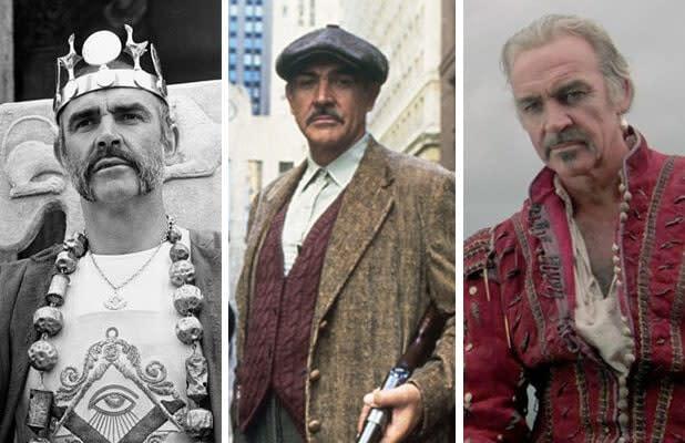 Beyond Bond: Sean Connery's 14 Most Memorable Non-007 Film Roles