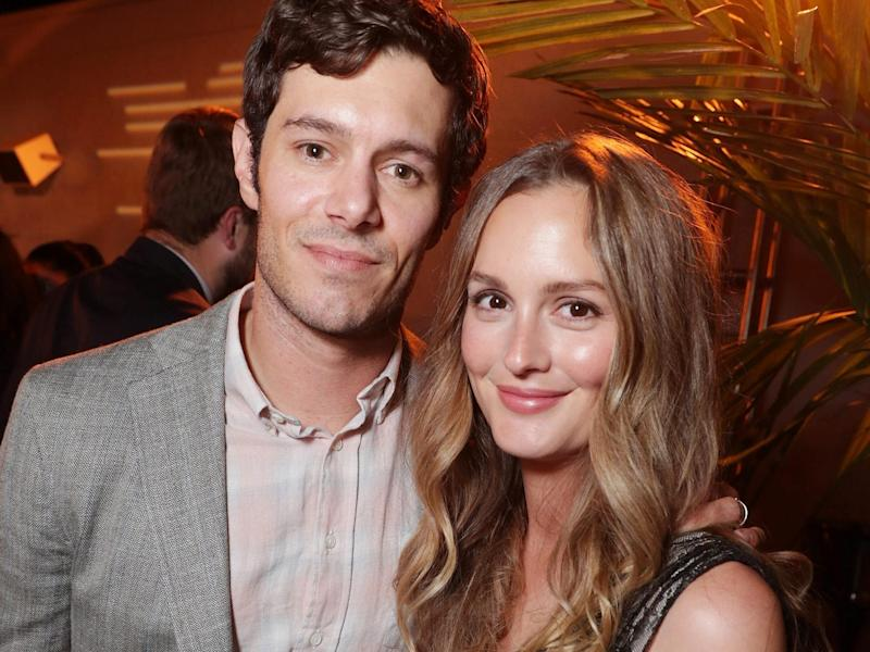 adam brody and leighton meester august 2016