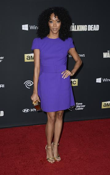"Premiere Of AMC's ""The Walking Dead"" 4th Season - Arrivals"