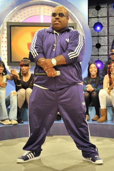 Cee Lo Green  Celebrities appear on BET's '106 & Park'  New York City, USA - 17.10.12 Credit: (Mandatory): TNYF\ WENN.com