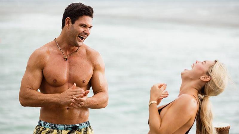 Apollo was a hit on Bachelor in Paradise. Photo: Ten