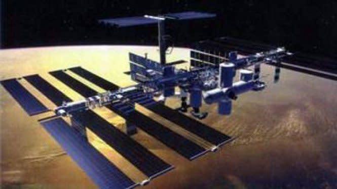 Terancam Tewas, Kosmonot Rusia Diselamatkan Astronot AS
