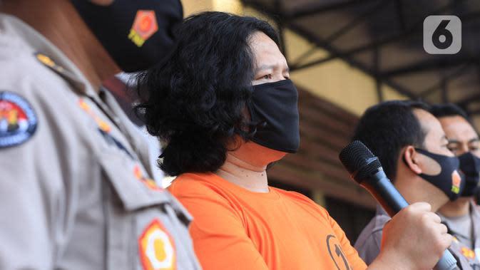 Polisi Masih Buru Pemasok Utama Narkoba ke Anton, Drumer J-Rocks