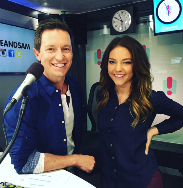 Rove McManus and Sam Frost began hosting 2Day FM's breakfast spot at the start of 2016, before being shifted to the evening and replaced by Em Rusciano and Harley Breen.