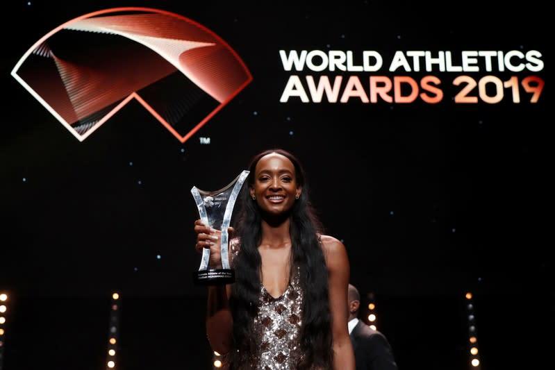 World Athletics Awards 2019