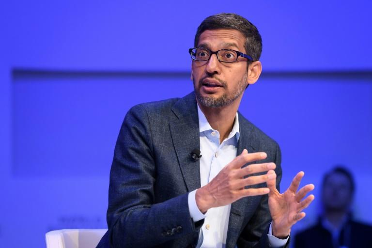 Sundar Pichai, the India-born CEO of Alphabet and Google, was among the tech executives pushing back at an executive order by President Donald Trump freezing most legal immigration through the end of the year