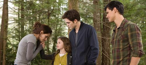 Comic-Con 2012: 'Breaking Dawn' panel shows first 7 minutes of 'Part 2′