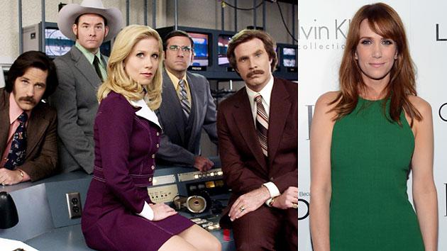 Kristin Wiig confirmed for 'Anchorman 2′