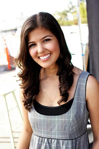 Arianna Afsar, 17, from San Diego, CA is one of the top 36 contestants on Season 8 of American Idol.