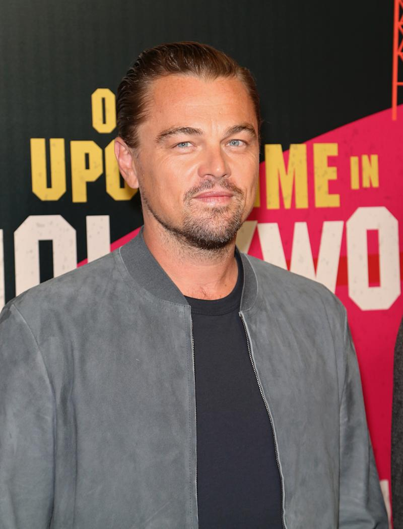 Leonardo DiCaprio is just one celebrity voice calling for action on the Amazon Rainforest fires. Photo: Getty Images