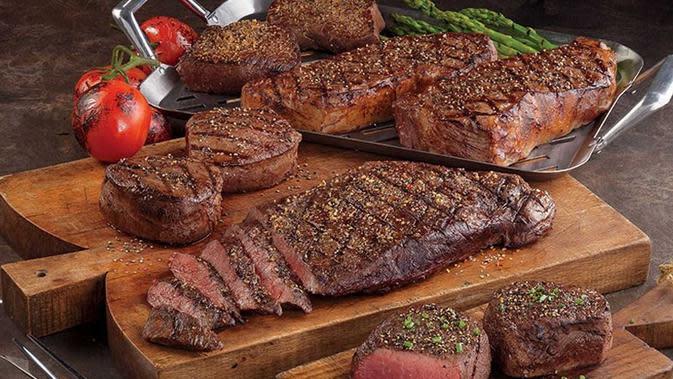 Ilustrasi Steak / foto: Snake River Farms