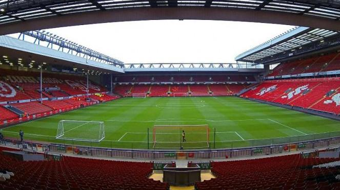 Markas Liverpool, Anfield