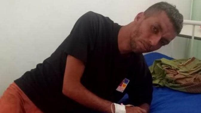 Berenang dari Timor Leste ke Australia, Pria Aljazair Terdampar di NTT