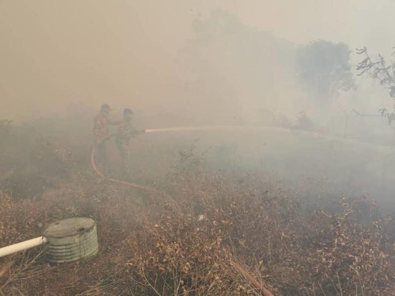 Miri Air Pollution Highest In Malaysia At Hazardous 442 Mark Last Night